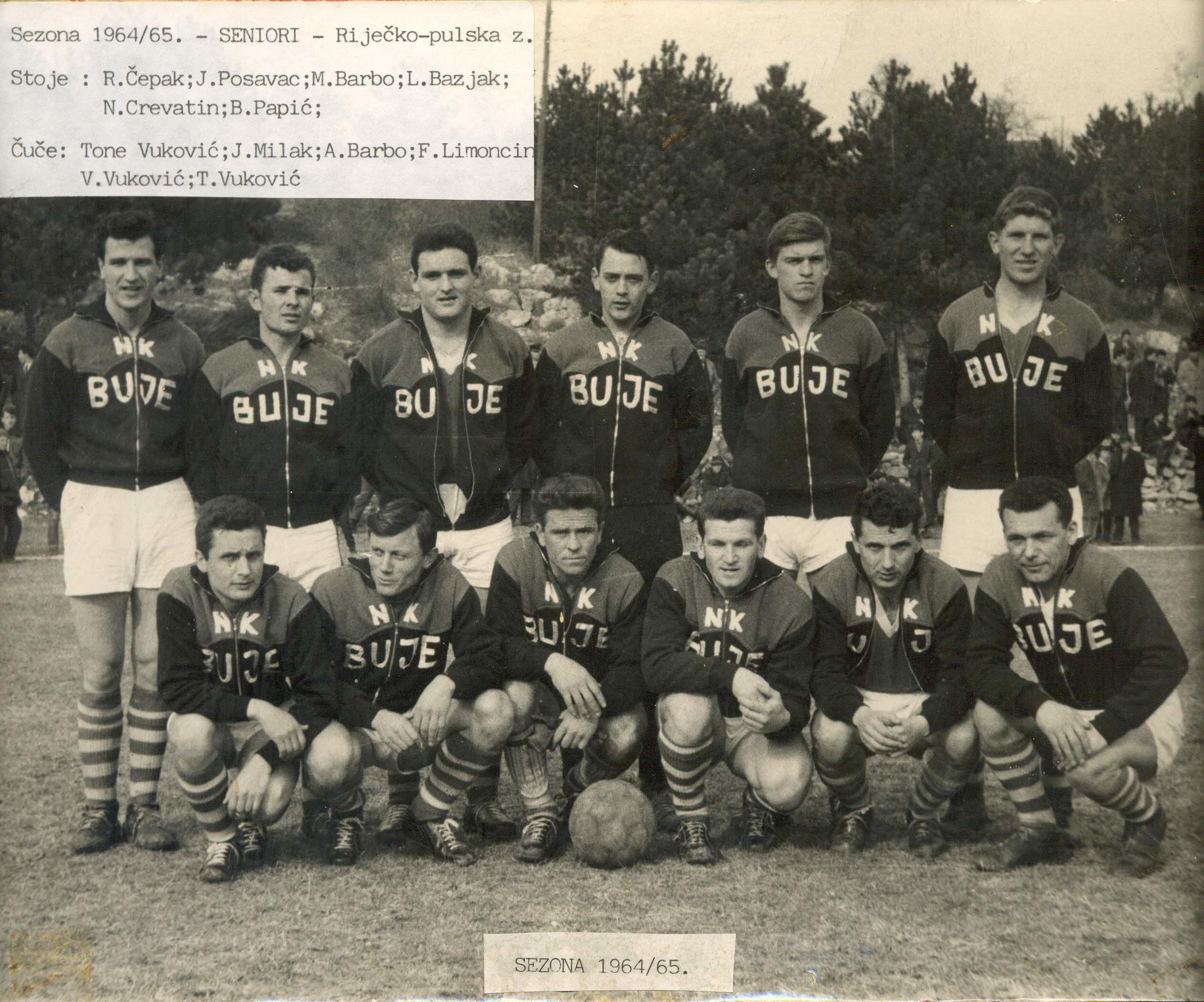 Sezona 1964/1965