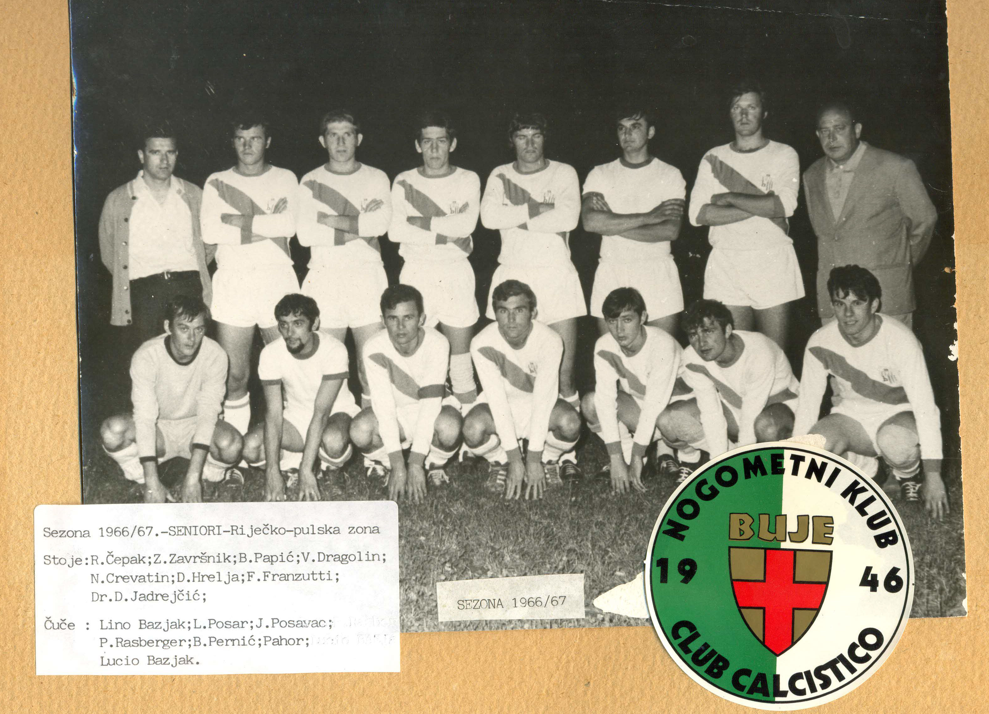 Sezona 1966/1967